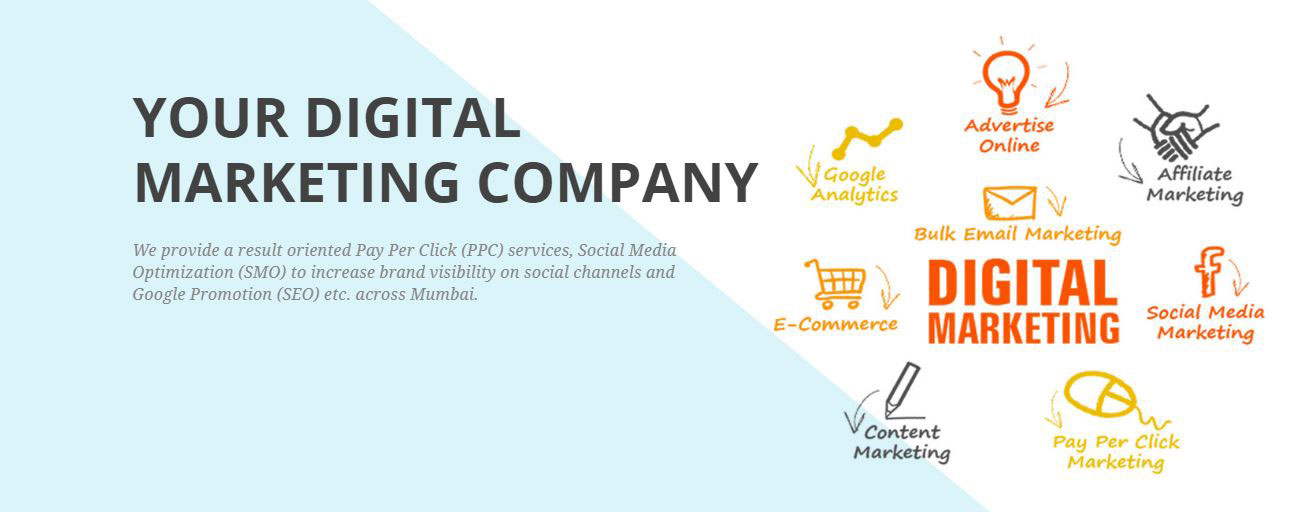 Digital Marketing Services in Mumbai - Techdzine